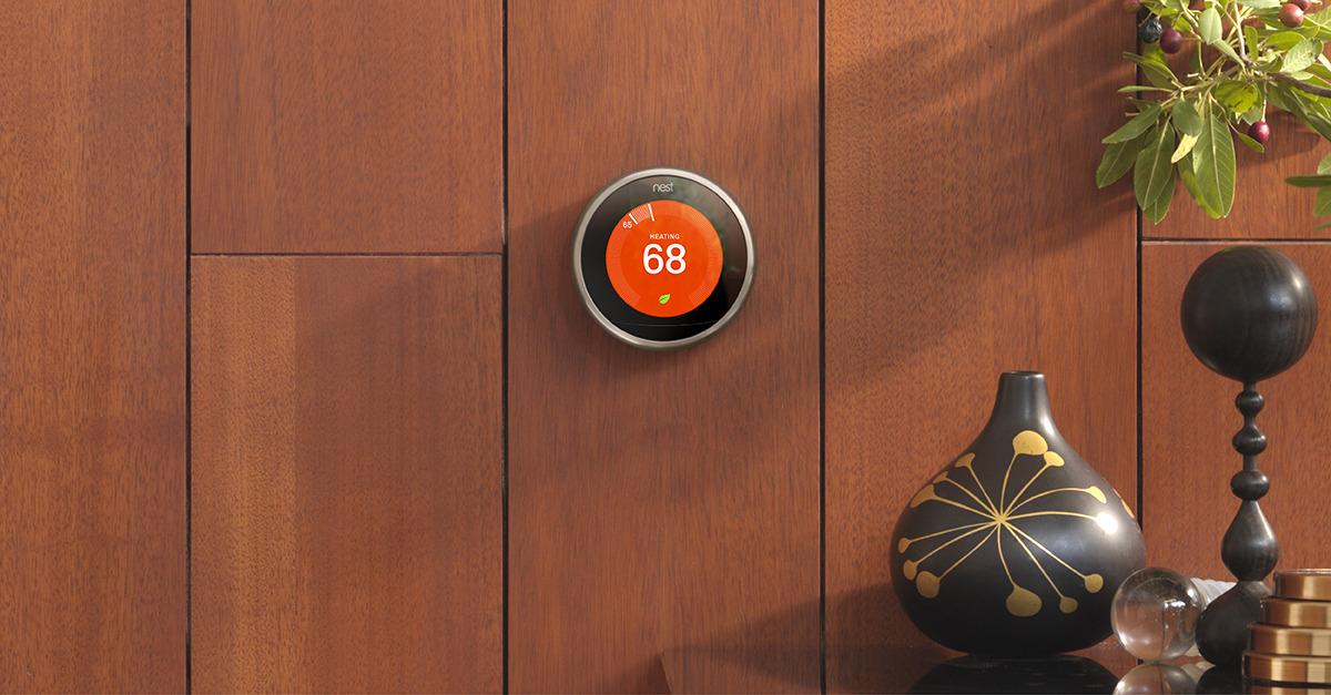 The New Nest Thermostat