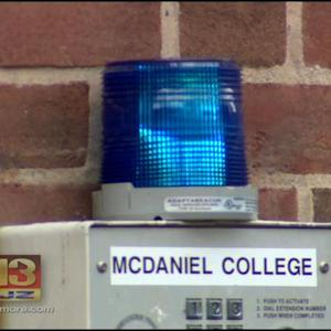 McDaniel College Students On Edge After Sex Assault On Campus