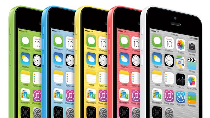 Apple is about to hold a massive sale on the iPhone 5s and iPhone 5c