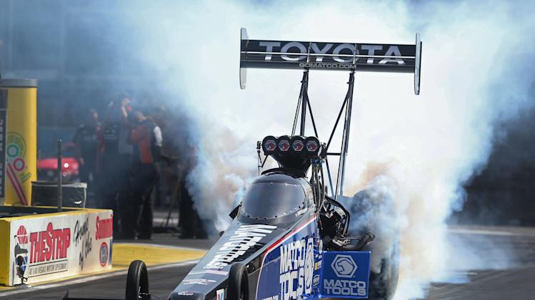 NHRA: Summitracing.com Nationals