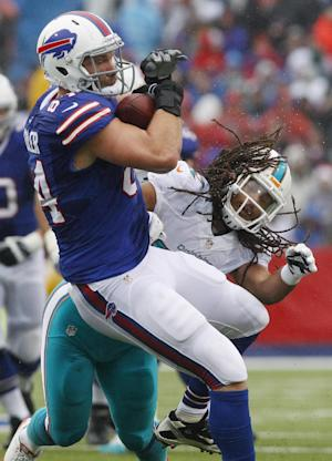 5 things to know after Bills blitz Dolphins 19-0