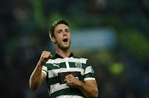 Hughton insists Van Wolfswinkel will join Norwich City even if Canaries are relegated