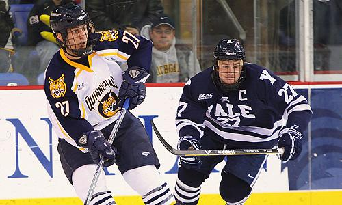 NCAA Frozen Four: Quinnipiac vs. Yale