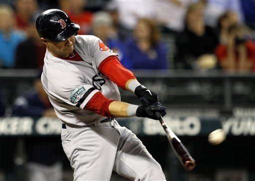 Red Sox rally for 4-3 win, snap 7-game skid
