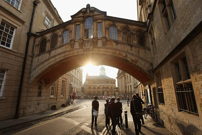 The Woman Who Broke Oxford's 800-Year-Old Glass Ceiling