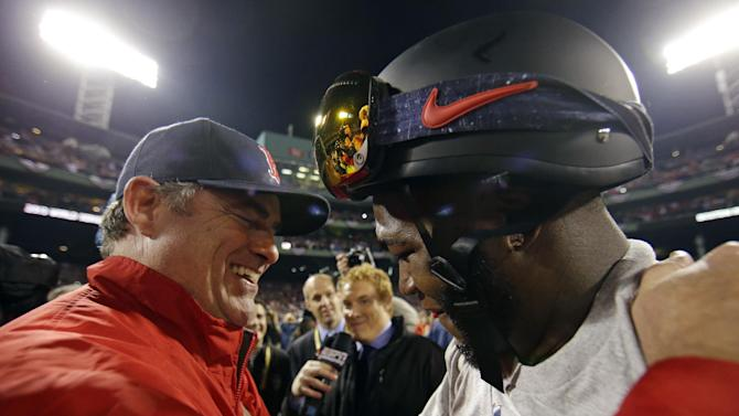 MVP! MVP!: Dominant Ortiz wins World Series prize