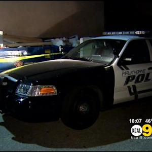 Woman Stabbed To Death In Hawthorne