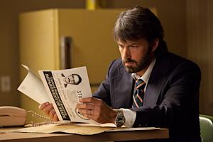 Ben Affleck's Argo Tops Weekend Box Office