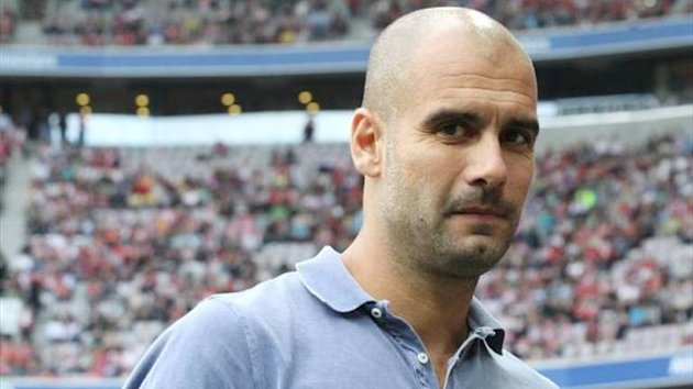 Pep Guardiola (Imago)