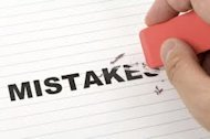 What Was Your Biggest Marketing Mistake? image mistake