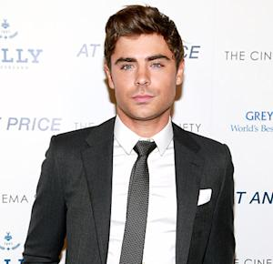 Zac Efron Breaks His Jaw After Falling at Home, Mouth Wired Shut