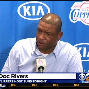 Doc Rivers Speaks About Blake Griffin Assault Allegations