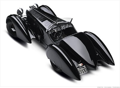 1930 Mercedes Benz SSK