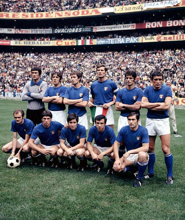 Soccer - 1970 World Cup Final - Brazil v Italy - Mexico City, Mexico