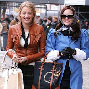 Chi  la tua preferita in Gossip Girl?