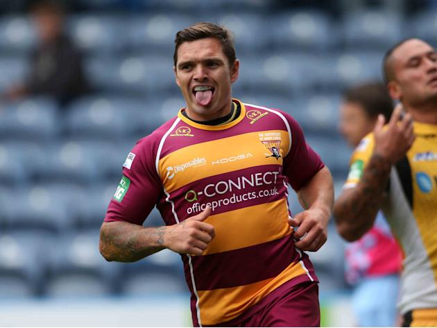 Rugby League - Danny Brough Filer