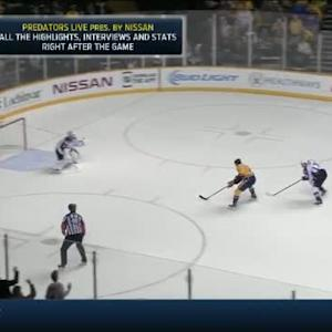 Avalanche at Predators / Game Highlights