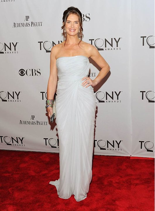 Brooke Shields Tony Awards