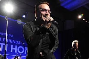 U2's 'Invisible' Helped Raise Over $3 Million for AIDS Fight