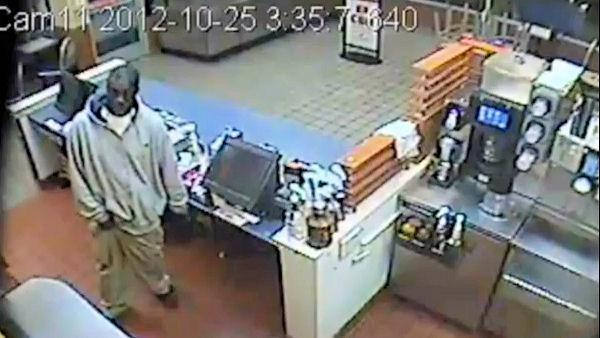 Man caught on camera stealing McDonald's cash drawer in Phila.