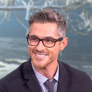 "The Talk - Dave Annable Talks ""The Red Band Society"" & More"