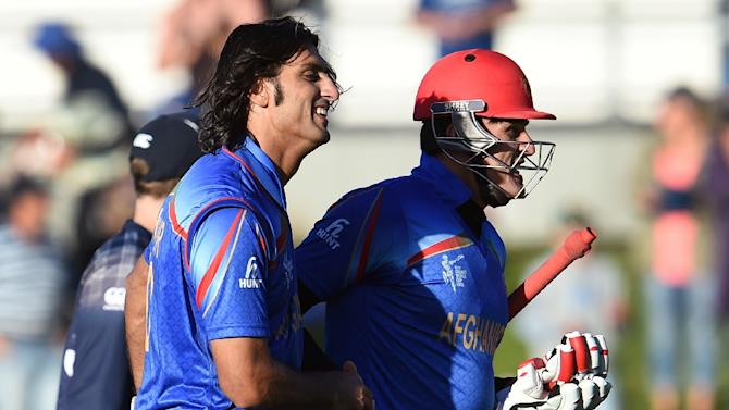 Afghanistan have been the 'Cinderella' story of this World Cup, with their maiden win --a one-wicket victory over Scotland