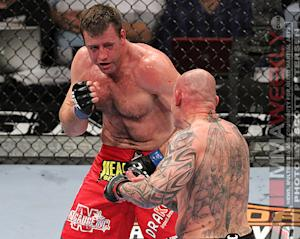 Stephan Bonnar Handed One-Year Suspension; Dave Herman Suspension Still Undetermined