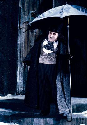 Danny DeVito as The Penguin in Warner Bros. Pictures' Batman Returns