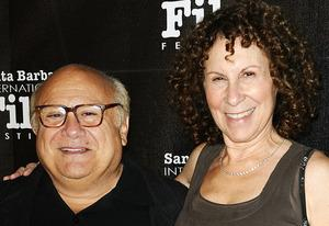 Danny DeVito, Rhea Perlman  | Photo Credits: Jason LaVeris/FilmMagic