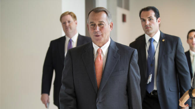 Republicans at odds as 'Obamacare' showdown nears