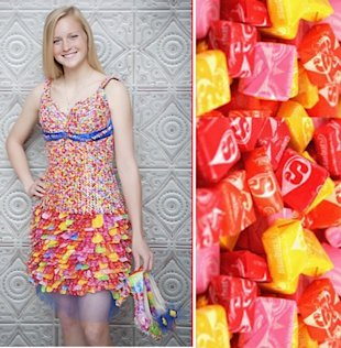 The Starburst Dress
