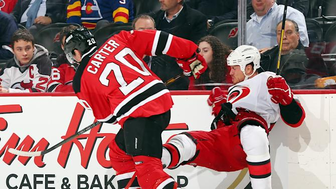 Carolina Hurricanes v New Jersey Devils