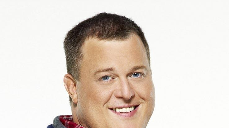 "Billy Gardell stars as Officer Mike Biggs in""Mike & Molly."""