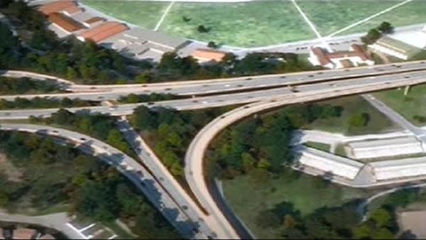 Doyle Drive project enters final phase