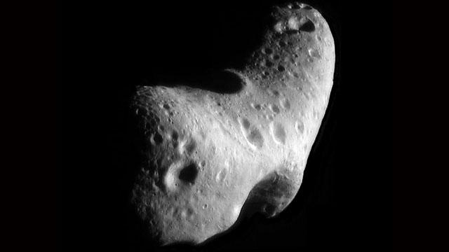Asteroid Doc on Earth-Saving Mission