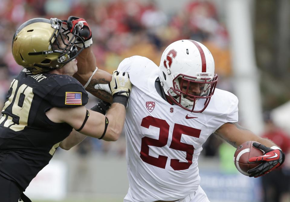 No. 5 Stanford gearing up to defend Pac-12 title