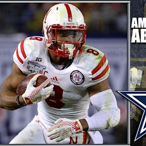 120 NFL Mock Draft: Dallas Cowboys Select Ameer Abdullah