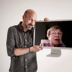 How This Son Turned His 78-Year-Old Mom Into A YouTube Star