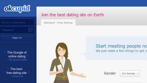 OKCupid Goes From Matching Soulmates to Flatmates