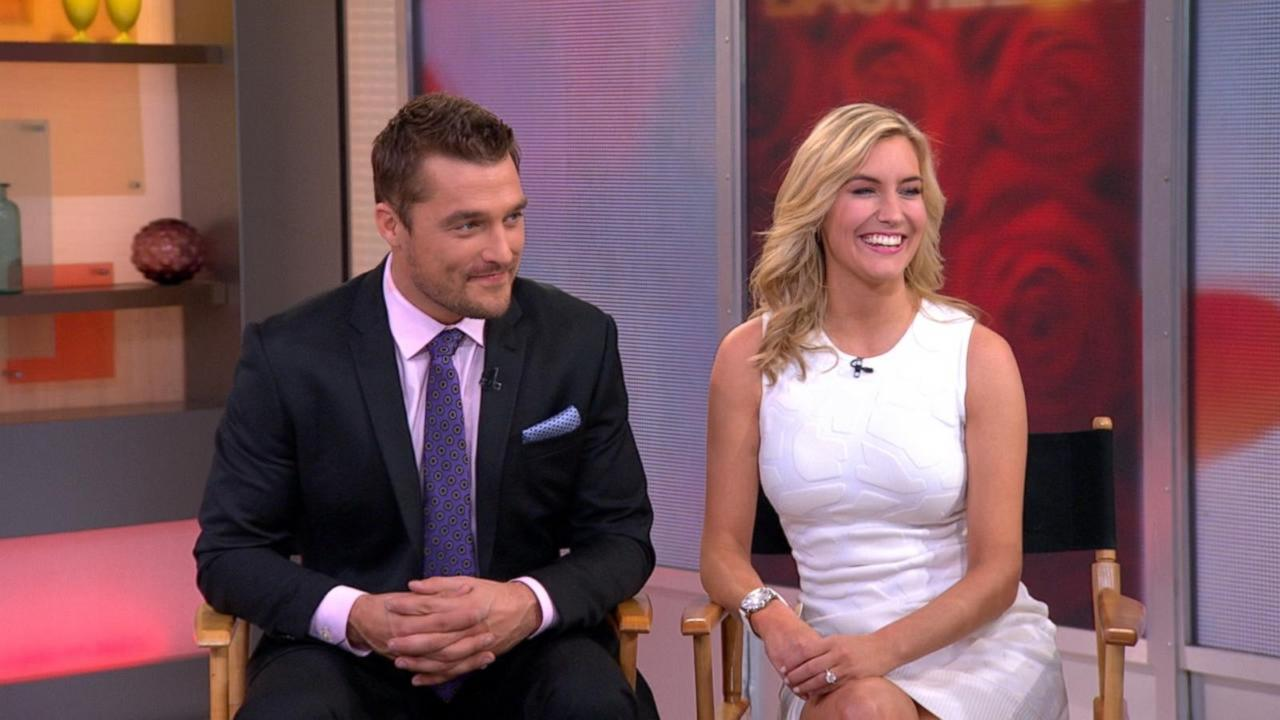 Chris Soules and Whitney Bischoff Split; 'Bachelor' Stars End Engagement
