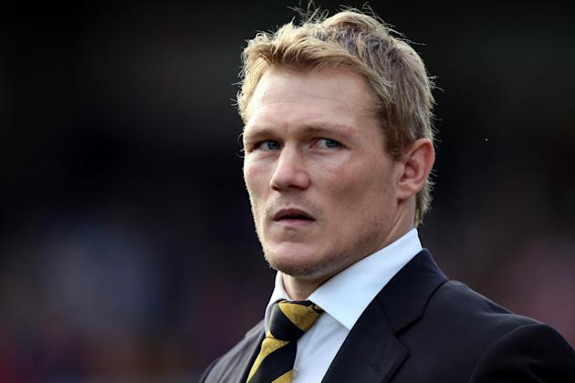 Rugby Union - Josh Lewsey File Photo