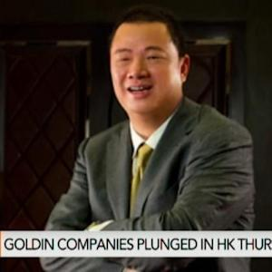 Goldin Chairman Made, and Lost, Billions