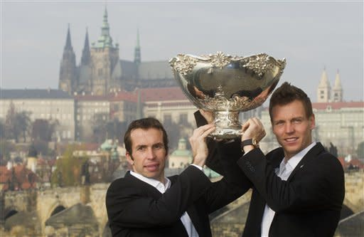 Czech Republic Tennis Davis Cup