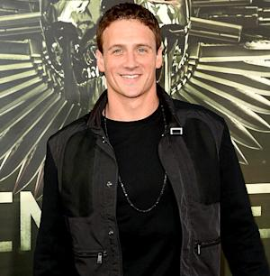 "Ryan Lochte on Shooting 90210: I ""Messed Up My Lines!"""