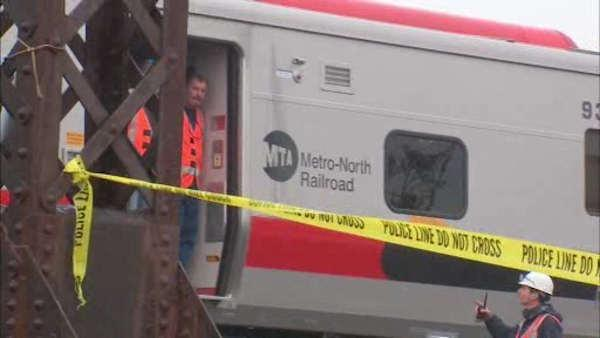 Investigators continue to examine Metro North train crash cause