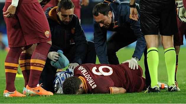 World Cup - Injured Dutchman Strootman out of Brazil 2014