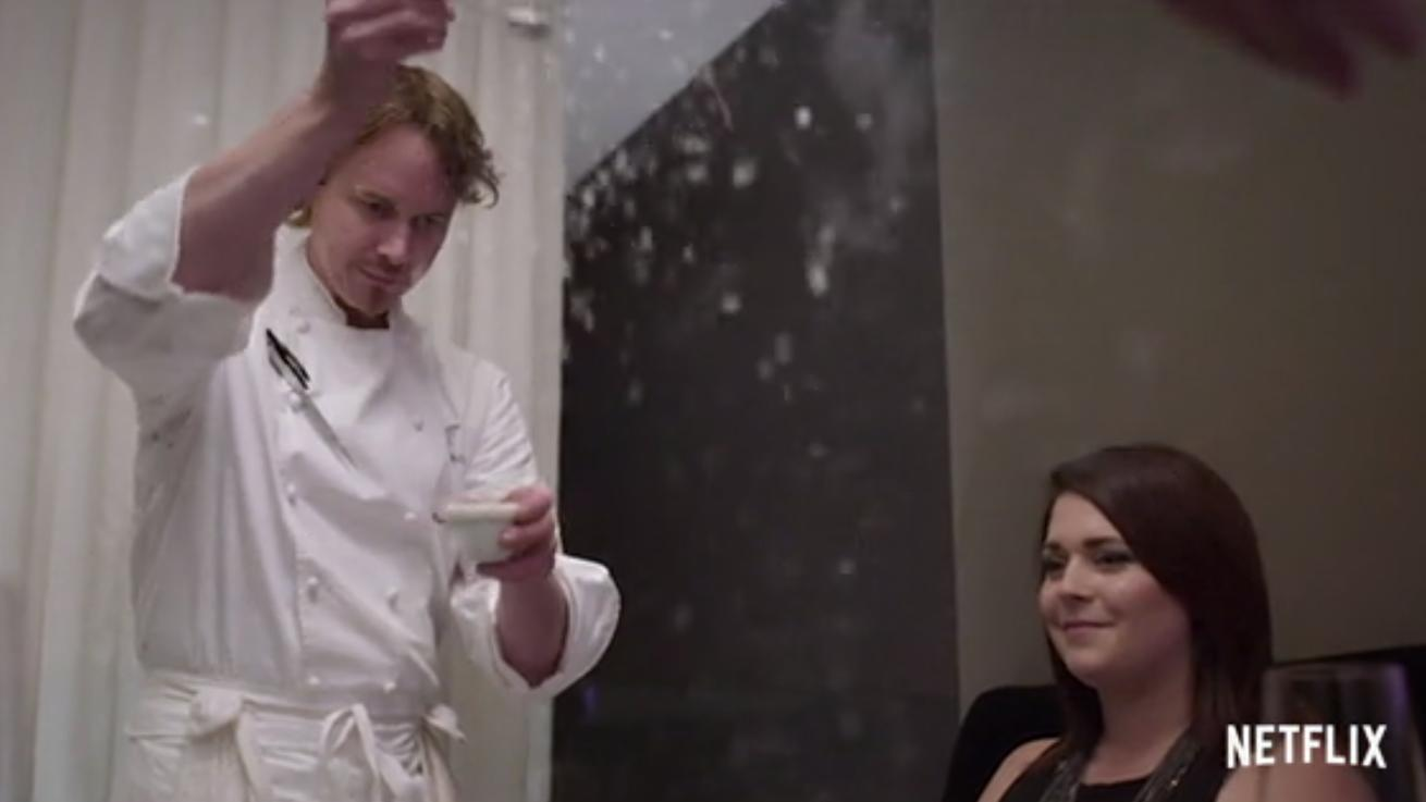 Watch Grant Achatz In An Exclusive 'Chef's Table' Clip From Netflix