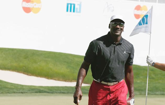 ARIA Resort & Casino's 12th Annual Michael Jordan Celebrity Invitational At Shadow Creek In North Las Vegas - Day 2