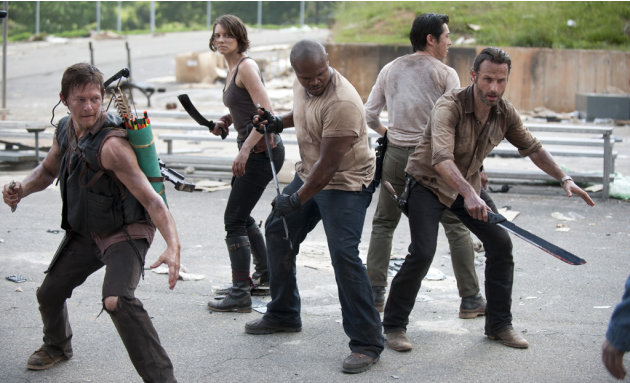 The Walking Dead - Season …