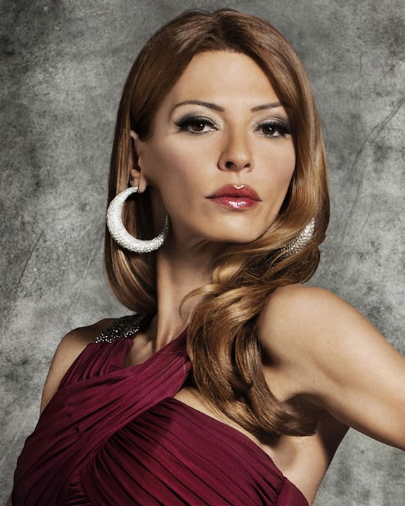 "Drita stars in ""Mob Wives."""
